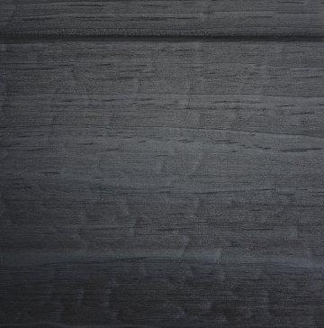 Permachar Raven Accoya Charred Timber Cladding